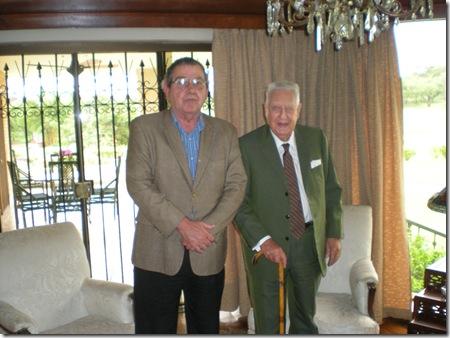 Luis M. Ramirez B. y Osvaldo Bergonzi,1-X-2010