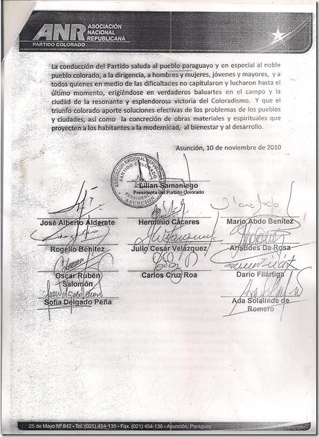 MENSAJE DEL PARTIDO COLORADO.2