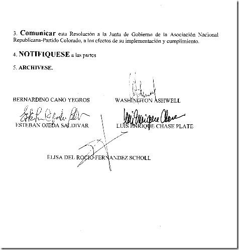 Tribunal de Conducta-Resolucion 25-2010 003