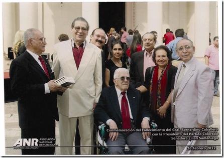 FOTO CONMEMORACION GRAL BERNARDICO C.