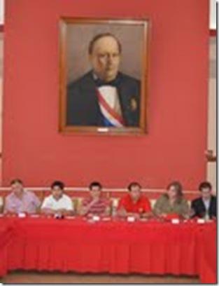 almuerzo con gobernadores