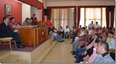 reunión con dirigentes de paraguarí 2