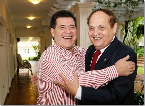 Presidencia de la República del Paraguay - Fotos  Facebook