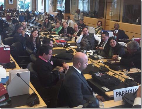 Delegación de Paraguay en Ginebra