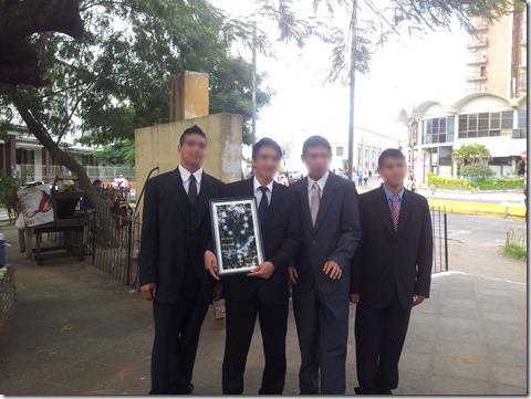 Adolescentes del Centro Educativo La Esperanza (2)