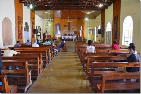 Elevan a parroquia capilla Virgen de la Merced del Penal de Tacumbú