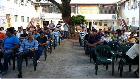Apertura de año lectivo en Tacumbú en el contexto de humanización y reinserción social impulsado por el Gobierno Nacional (7)
