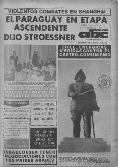 AGOSTO 1967-1